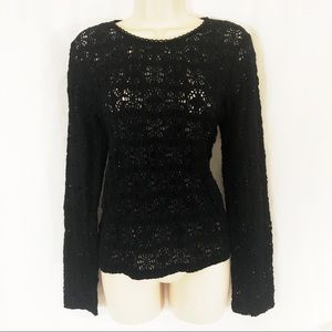 NWT Gap lace pullover